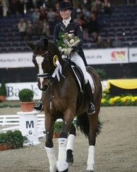 2007 EC in Turin/ITA: Twelfth place in the Special and the Free-Style - incredible!